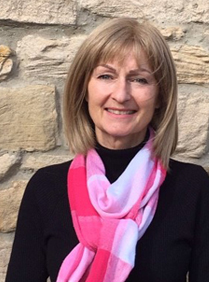 Gill Jackman - Office Manager